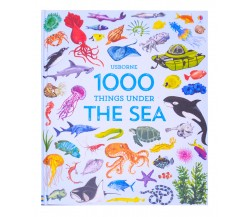 Usborne - 1000 things under the sea