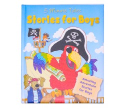 5 Minute Tales - Stories For Boys