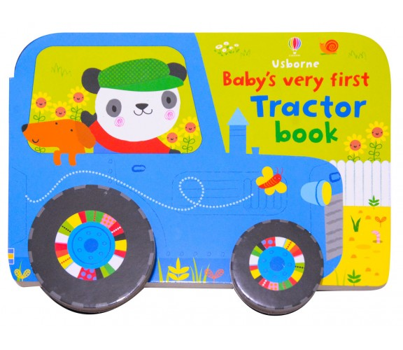 Usborne - Baby's very first tractor book