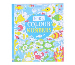 Usborne - More colour by numbers