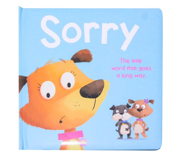 Sorry - Manners Board Books