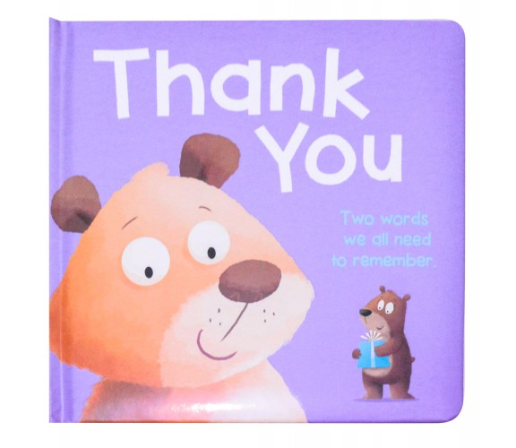Thank You - Manners Board Books