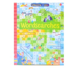 Usborne Minis - Wordsearches