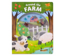 Look Closer : Around The Farm Board Book