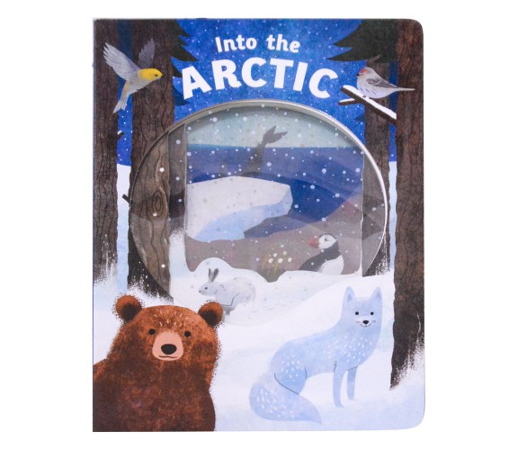 Look Closer : Into The Arctic Board Book