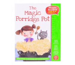 The Magic Porridge Pot - LV3 Phonic Readers Age 4-6