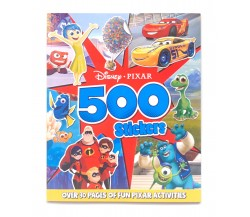 Disney Pixar: 500 Stickers Activity Book