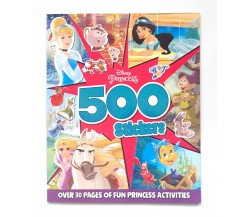 Disney Princess: 500 Stickers Activity Book