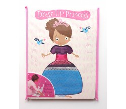 Dress-Up Princess Activity Book
