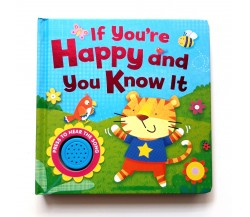 If You're Happy and You Know It Sound Board Book