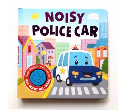 Noisy Police Car Sound Board Book