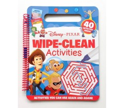 Disney Pixar: Wipe-clean Activities