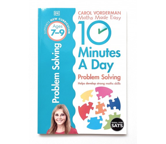 10 Minutes a Day Problem Solving Ages 7-9