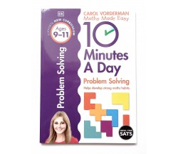 10 Minutes a Day Problem Solving Ages 9-11