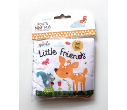 Petite Boutique Little Friends Cloth Book