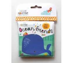 Petite Boutique Ocean Friends Bath Book