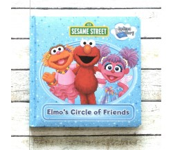Sesame Street Elmo's Circle of Friends Bedtime Story Board Book