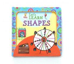 Baby Steps Let's Learn Shapes Board Book