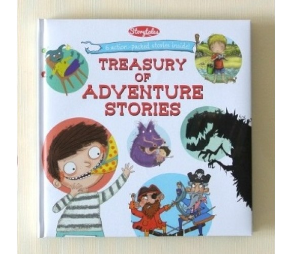Storytales: Treasury of Adventure Stories