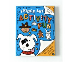 Fridge Art - Peel and Stick - Activity Fun