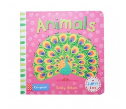 Campbell - Animals - A Bumpy Book