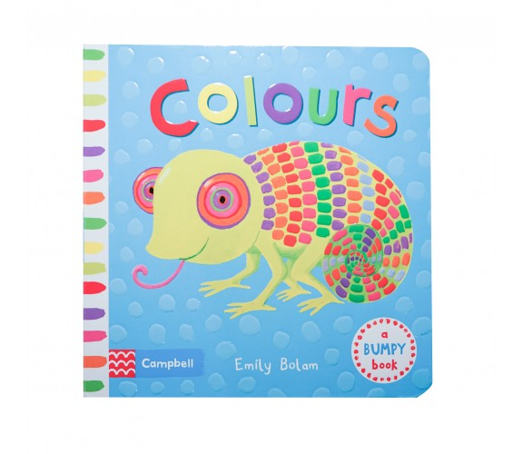 Campbell - Colours - A Bumpy Book