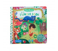 Campbell - First Stories : The Jungle Book - Push, Pull, Slide Book