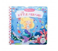 Campbell - First Stories : The Little Mermaid - Push, Pull, Slide Book
