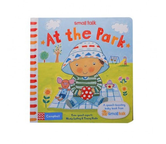 Campbell - Small Talk: At the Park - A Speech-Boosting Baby Book