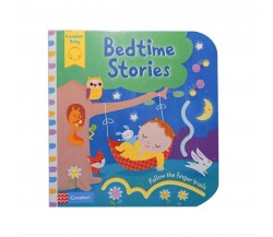 Campbell - Bedtime Stories - Follow The Finger trails Book