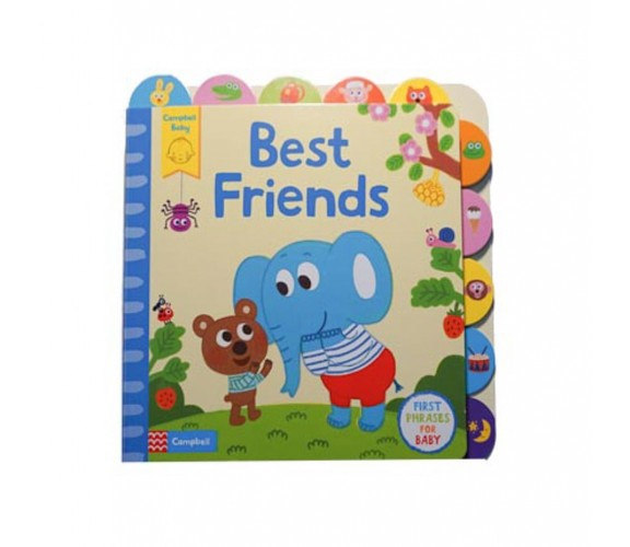 Campbell - Best Friends - First Phrases for Baby