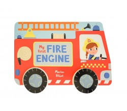 Campbell - Whizzy Wheels: My First Fire Engine - With Working Wheels