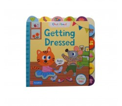 Campbell - Chat about : Getting Dressed - With Little Tabs