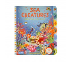 Campbell - Sea Creatures - My First Search and Find Book