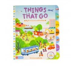 Campbell - Things That Go - My First Search and Find Book