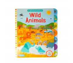Campbell - Wild Animals - My First Search and Find Book