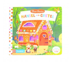 Campbell - First Stories : Hansel and Gretel - Push, Pull, Slide Book