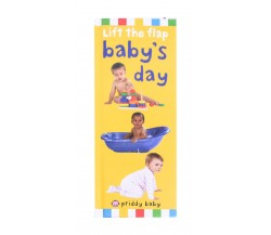 Priddy Baby - Lift the Flap Baby's Day
