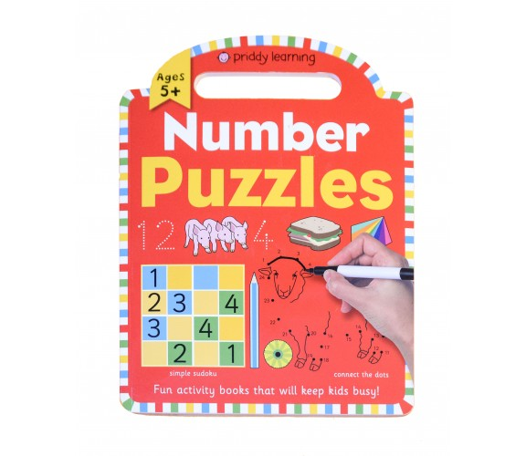 Priddy Learning - Number Puzzles