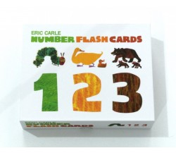 The World of Eric Carle™ Eric Carle Number Flash Cards