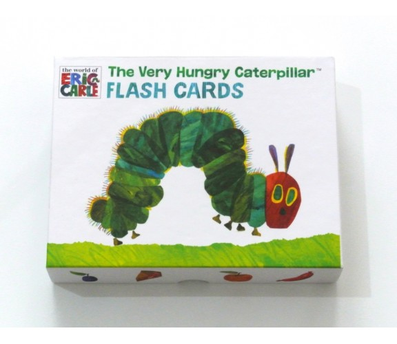 The World of Eric Carle™ The Very Hungry Caterpillar™ Flash Cards ...