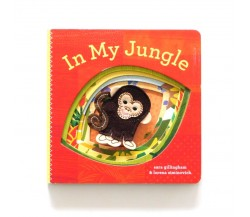 In My Jungle - Finger Puppet Book