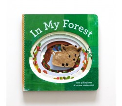 In My Forest - Finger Puppet Book