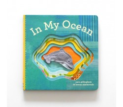 In My Ocean - Finger Puppet Book