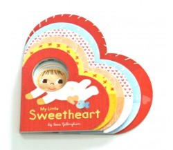 My Little Sweetheart - Finger Puppet Book