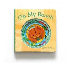 On My Beach - Finger Puppet Book