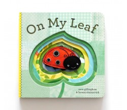 On My Leaf - Finger Puppet Book