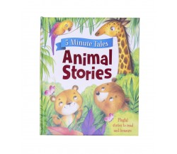 5 Minute Tales Animal Stories