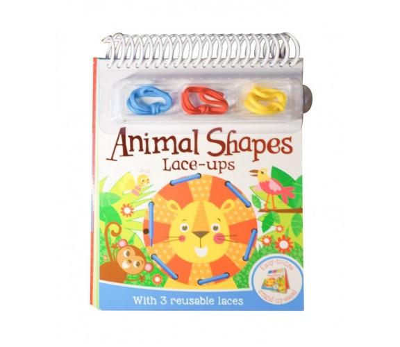 Animal Shapes Lace-Ups