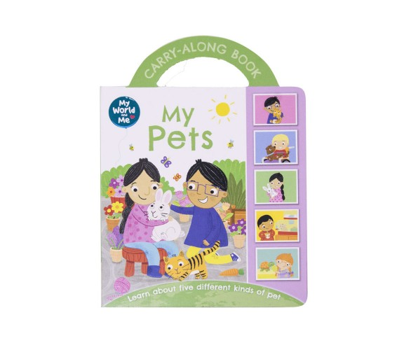 World and Me : My Pets - Carry-Along book